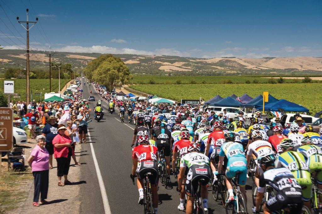 Tour Down Under Photo SA Tourism